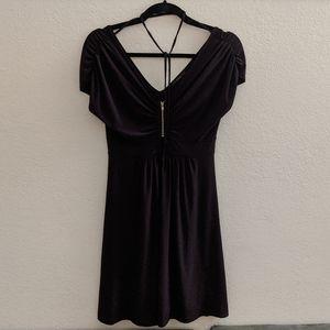 Soprano Purple Dress Sz M